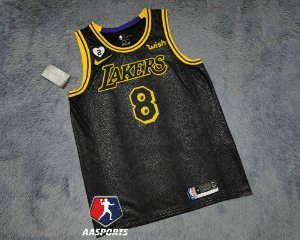 Camisa los Angeles lakers - 8 / 24 kobe bryant  - black mamba