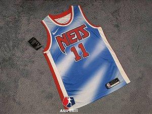 Camisa Brooklyn Nets - Classic Edition - 7 Kevin Durant - 13 James Harden - 11 Kyrie Irving - personalizada - escolha qualquer jogador do time