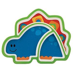 Prato Dino Azul - Stephen Joseph