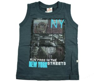 Camisa new york streets preta - Brandili