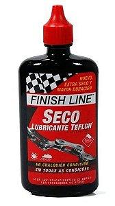 Lubrificante Seco Finish Line com Teflon 60ml
