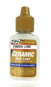 Lubrificante Cera com Cerâmica Finish Line Wax Lube 19,3ml