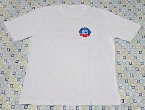 Camiseta de algodão masculina Bike Zona Sul