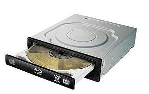Gravador De Blu-Ray e DVD 12X Sata iHBS112 Preto - LiteOn