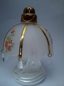 Aromatizador de Ambiente Abajur Com Vareta que auxilia na difusão do perfume pelo ambiente