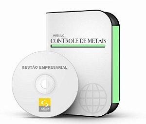 Módulo de controle de metais