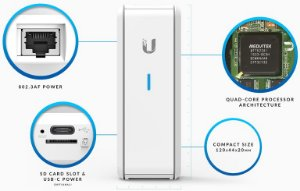 UniFi® Cloud Key UBIQUITI CONTROLADOR UNIFI
