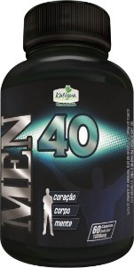 MEN 40 - 1000MG 60 CÁPSULAS -  KATIGUÁ