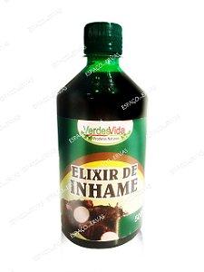 Elixir de Inhame 500Ml Verdes Vida