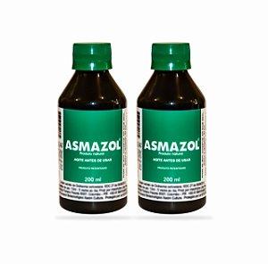 Asmazol Líquido - 2 Frascos de 200ml