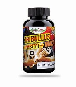 Tribulus Terrestris com Maca Peruana 100 cápsulas - Verdes Vida
