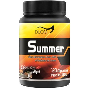 SUMMER 120 CÁPSULAS DUOM