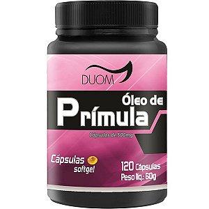 OLEO DE PRIMULA 500mg 120 CÁPSULAS DUOM