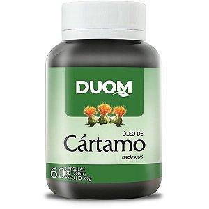 OLEO DE CARTAMO 1000mg 60 CÁPSULAS DUOM