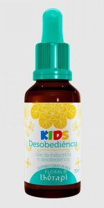 FLORAL THERAPI KIDS DESOBEDIÊNCIA 30ML