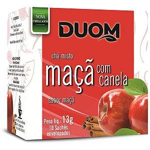 CHA MACA COM CANELA 10 SACHES DUOM