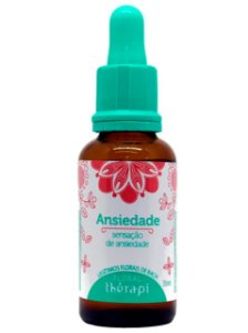 FLORAL THERAPI ANSIEDADE 30 ML