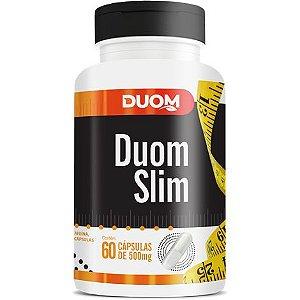 DUOM SLIM 60 CÁPSULAS 500MG