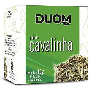 CHÁ CAVALINHA 10 SACHÊS DUOM