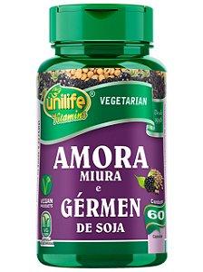 AMORA MIÚRA COM GÉRMEN DE SOJA UNILIFE 550MG