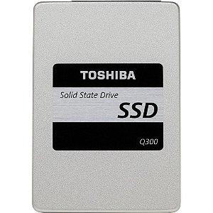 SSD Toshiba 240GB Q300 SATA 3.0 6Gb/s - HDTS724XZSTA