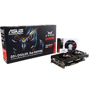 Placa de Video R9 380 Asus Radeon Strix OC 2GB GDDR5 256 Bit STRIX-R9380-DC2OC-2GD5-GAMING