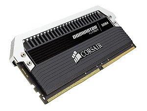 Memória Corsair DOMINATOR 16GB (4x4GB) 2666MHz DDR4 CMD16GX4M4A2666C15
