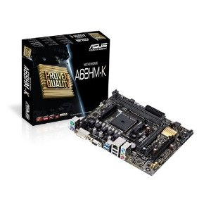 Placa-Mãe ASUS A68HM-K AMD FM2+ Pci-e 3.0 USB 3.0 DDR3