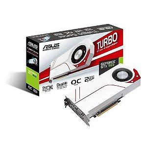 Placa de Video Asus GeForce GTX 960 2GB 128-Bit GDDR5 Turbo GTX960-OC-2GD5