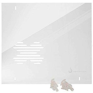 Janela Lateral em Acrílico Rise Compatível com Gabinete Xigmatek Spirit-M RM-LA-XGTSM