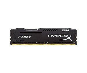 Memória Kingston HyperX FURY 4GB 2133Mhz DDR4 Black Series CL14 HX421C14FB/4