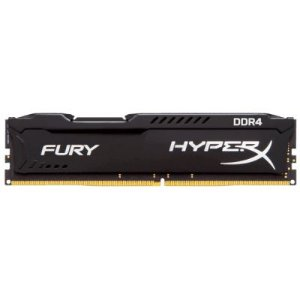 Memória DDR4 Kingston HyperX Fury 16GB 2400MHZ HX424C15FB/16