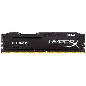 Memória DDR4 Kingston HyperX Fury 16GB 2133MHZ HX421C14FB/16