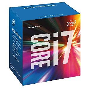 Processador Intel Core I7-6700 Skylake, 3.4GHz, 8MB Quad-Core