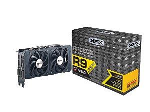 Placa de Vídeo VGA XFX AMD Radeon R9 380X 4GB DD BLK OC 1030MHZ XFX R9-380X-4DB5