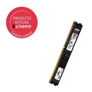 Memória Kingston 4Gb 1600Mhz DDR3  (1x4GB) KVR16N11S8/4
