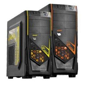 BS-Gamer Intel Core i3-6100 3,7 GHz 3MB, RX 460 2GB, 8Gb Ddr4, HD 1T, 500W