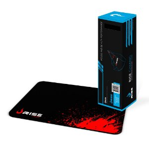 Mouse Pad Speed Blood Grande Fibertek RG-MP-02-BD RISE