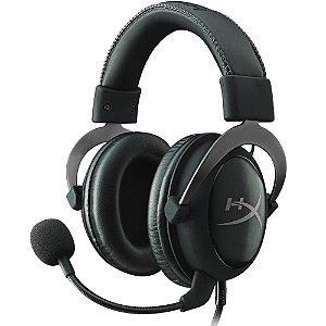 Headset Gamer HyperX 7.1 Cloud II KHX-HSCP-GM Preto