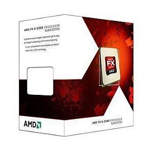 Processador AMD FX-6300 Vishera 3.5GHz Socket AM3+