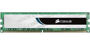 Memória de 8GB DDR3 1333MHZ CL 9-9-9 1.5V, PC3-10666 240-pin DIMM