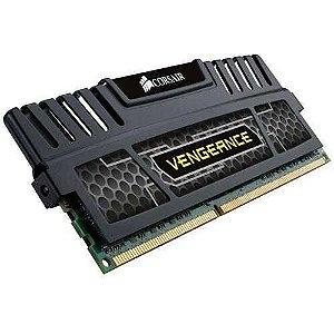 Memória Corsair Vengeance 8GB Ddr3 1600 CMZ8GX3M1A1600C10