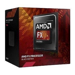 Processador AMD FX 8370E Octa Core 3.3GHz 16MB Cache AM3+