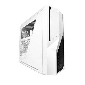 Gabinete Nzxt Phantom 410 White Branco Acrilico Usb 3.0