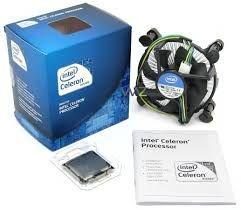 Processador Intel Celeron G1610 2.6Ghz 2M Cache LGA1155