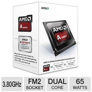 Processador AMD A4 7300 Dual Core 3.8GHz 1MB Socket FM2