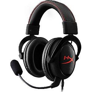 Headset Kingston HyperX Cloud Core Black/Red KHX-HSCC-BK-LR