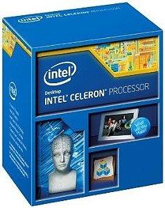 Processador Intel Celeron G1820 Cache 2MB 2.7GHz LGA1150