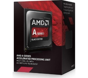 Processador AMD A8 7650K Socket FM2+ 3.3 GHz 4MB Cache