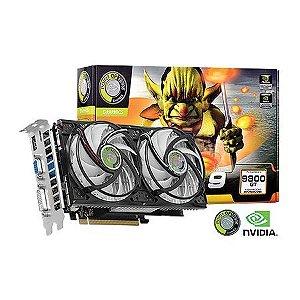 Placa de vídeo VGA Point of View GeForce GT 9800 1GB GDDR3 256bits